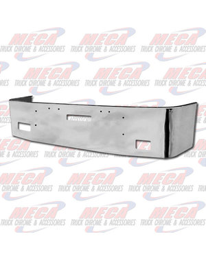 FRONT BUMPER FL FLD 16'' SETBACK -2 FOG & CENTER TOW ONLY