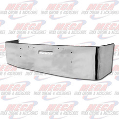 BUMPER FL FLD 112, 120, 20'' W/ TOW HOLES S/S 1989 & NEWER, BRACKETS INCLUDED