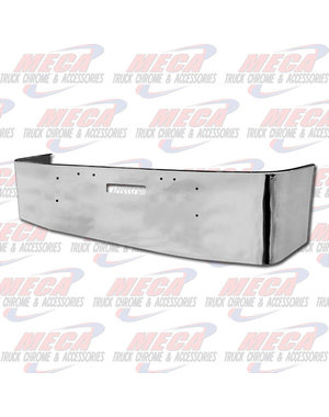FRONT BUMPER FL FLD 20'' W/ TOW HOLE ONLY SS