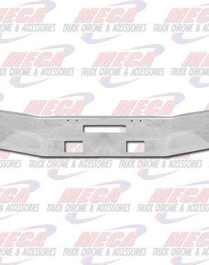 FRONT BUMPER FLD120 12'' WIDE W/ 6'' BREAKBACK 92'' LONG