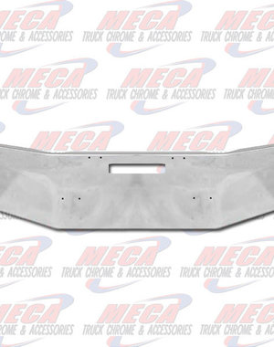 FRONT BUMPER FL FLD 20'' SETFWD ROLLED END STEP HL