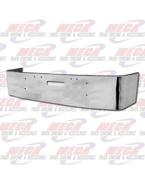 FRONT BUMPER FL FLD 16'' SETBACK - CENTER TOW ONLY - CHRO