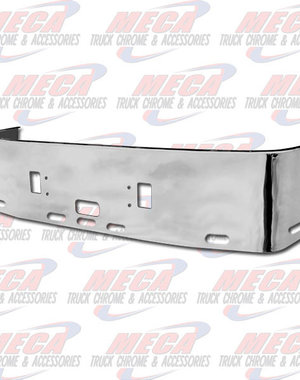 FRONT BUMPER FL CENTURY 20'' 1996-2004 S/S TOW STEP 7OVAL