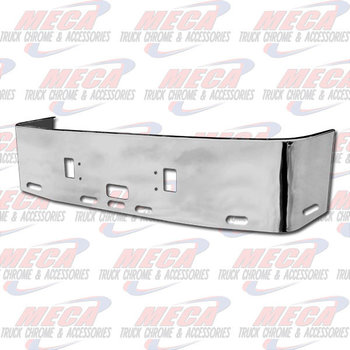 VALLEY CHROME BUMPER FL CENTURY 20'' 1996-2004 S/S TOW STEP 7OVAL