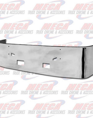 FRONT BUMPER KW T660 22'' SS TOW & FOG