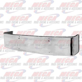 VALLEY CHROME BUMPER MOUNT HLS ONLY 18'' SS - CENTURY 2008+