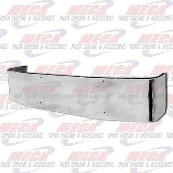 VALLEY CHROME BUMPER MOUNT HLS ONLY 20'' SS - CENTURY 2008+