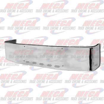 VALLEY CHROME BUMPER MNT HL ONLY 18'' SS - CENTURY 2008+ 7 BB LTS
