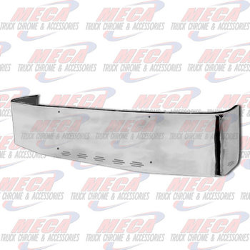 VALLEY CHROME BUMPER MNT HL ONLY 20'' SS - CENTURY 2008+ 7 BB LTS