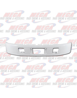 FRONT BUMPER HINO OEM STYLE 2005+ PAINTED WHITE