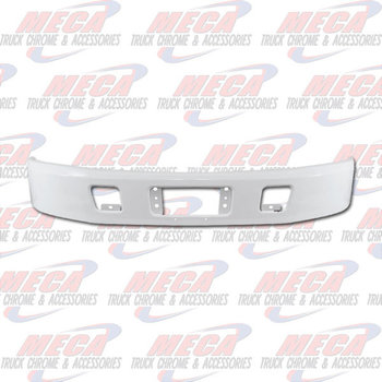 BUMPER HINO OEM STYLE 2005+ PAINTED WHITE