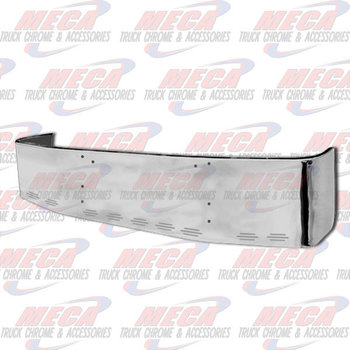 VALLEY CHROME BUMPER 22'' FL CENTURY & COLUMBIA 05+ S/S 9 BB LTS
