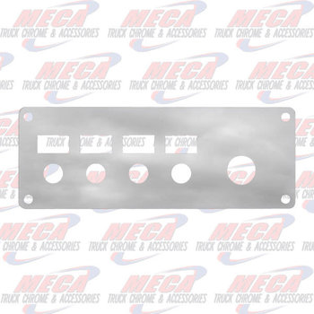 PANEL IGNITION SWT KW SS 4 HOLE 95+