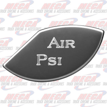 GAUGE PLATE KW AIR PSI EMBLEM
