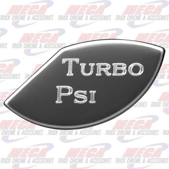 GAUGE PLATE KW TURBO PSI EMBLEM