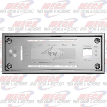 A/C CONTROL PLATE KW KIT 95+