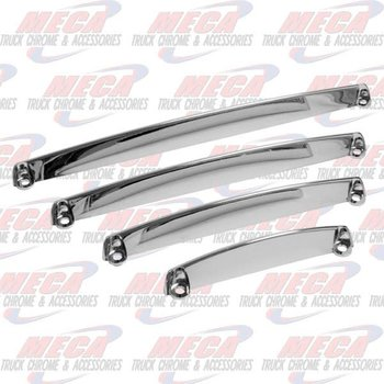 DASH PANEL VISOR KW 4 PC SET