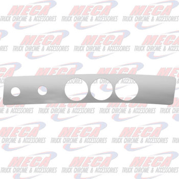 DASH PANEL SS TRIM KW 2006+ A/C & BRAKE PANEL