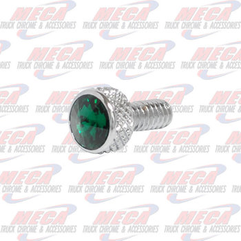 DASH SCREW PB 2006 GREEN 2 PACK 2006 - UP
