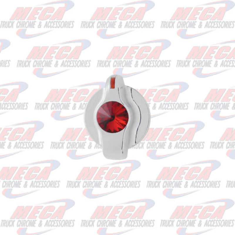 A/C BLOWER SW KNOB RED PB 2006+