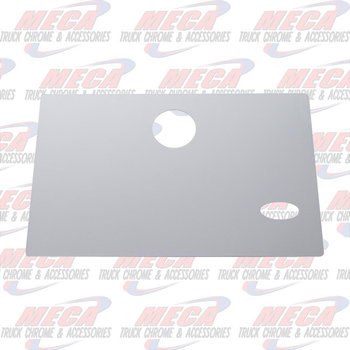 GLOVE BOX COVER PB 95+ W/ LOGO HOLE
