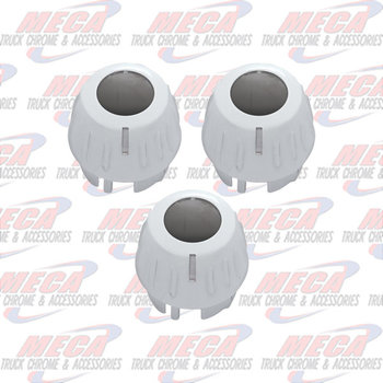 A/C OUTER CONTROL KNOB KW 2006+ 3PK