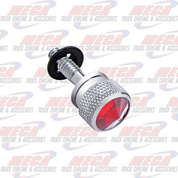 DASH SCREW PB 2001- 2005 RED 6 PACK