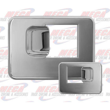 DOOR HANDLE TRIM KW MOLDED SET DAYLIGHT