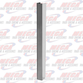 WINDSHIELD CENTER POST FL COVER SS