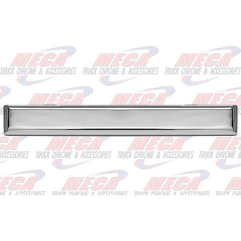 CHROME INTERIOR TRIM MOULDING 11.25""