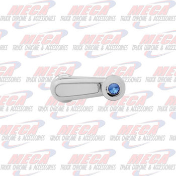 WINDOW CRANK HANDLE PB 2006+ BLUE