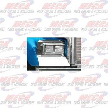 FENDER GUARD KW W900L SET SURROUNDS HEADLIGHT