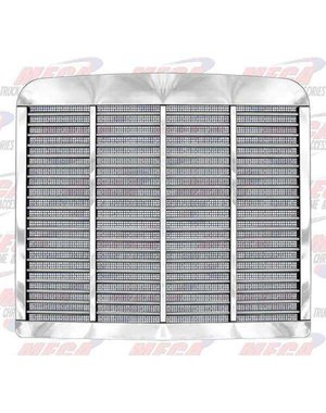 FRONT GRILLE S/S FL FLD, CLASSIC