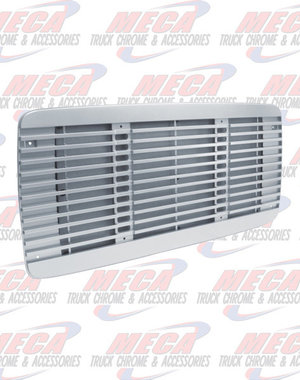 FRONT GRILL FREIGHTLINER FL70  OEM SILVER PAINTED
