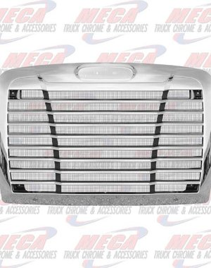 FRONT GRILL FL CENTURY CHROME OEM STYLE W/ METAL SCREEN