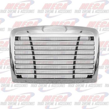 GRILL FL CENTURY CHROME OEM STYLE W/ METAL SCREEN