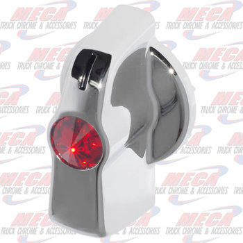 A/C BLOWER SW KNOB RED FL CENTURY NEWER MODEL