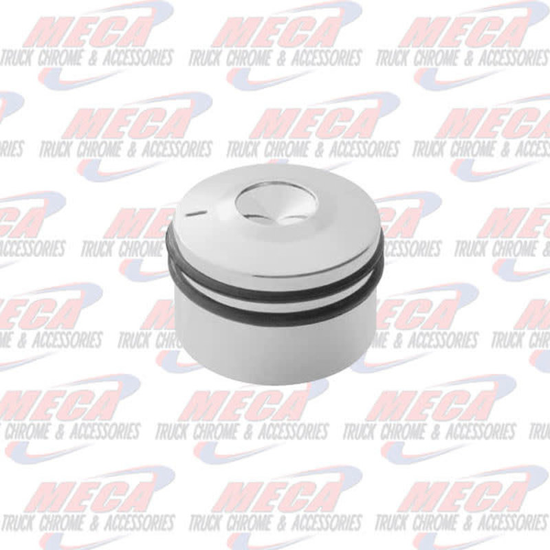 A/C KNOB DELUXE W/ INDENTED PB 2005 & OLDER