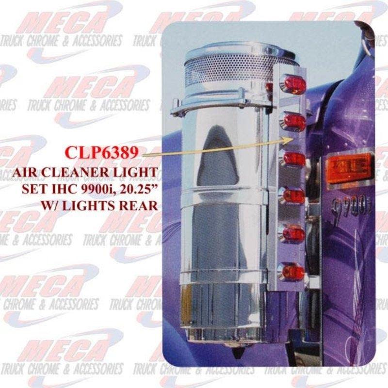 "AIR CLEANER LIGHT SET IHC 9900i 20.25"" W/LGTS REAR"