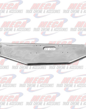 FRONT BUMPER FL CLASSIC 16'' 1984-1999 TAPERED, TOW HOLE