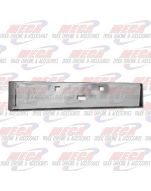 FRONT BUMPER KW W900L ROLLED END 12''  TOW & STEP