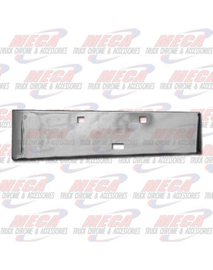 FRONT BUMPER KW W900L 18'' TEXAS TOW & STEP CHROME