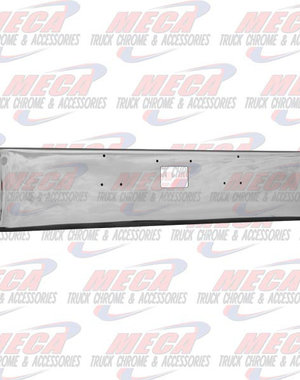 FRONT BUMPER PB 379 18'' TEXAS TOW CHROME