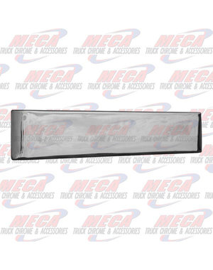 FRONT BUMPER UNIV 20'' ROLLED END PLAIN BLIND MOUNT