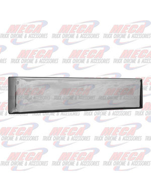 FRONT BUMPER UNIV 22'' ROLLED END PLAIN BLIND MOUNT