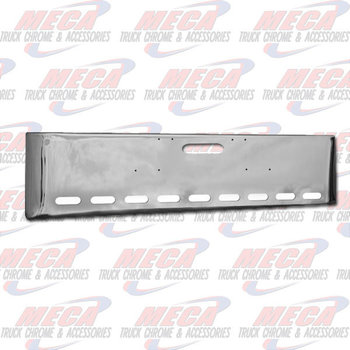 VALLEY CHROME BUMPER FL CLASSIC 24'' 1984-1999 TEXAS, TOW, 9 OVAL