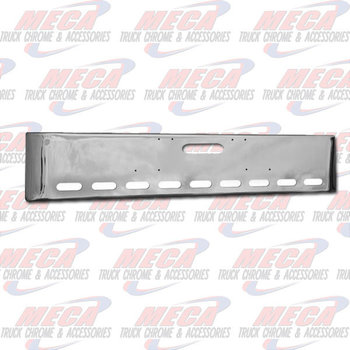 VALLEY CHROME BUMPER FL CLASSIC 18'' 1984-1999 TEXAS, TOW, 9 OVAL