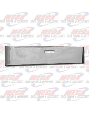 FRONT BUMPER FL DAYCAB 18'' 2004-2007 TEXAS, STEP ONLY