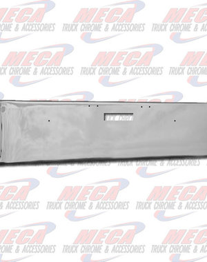 FRONT BUMPER FL DAYCAB 20'' 2004-2007 TEXAS, STEP ONLY