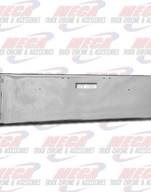 FRONT BUMPER FL DAYCAB 22'' 2004-2007 TEXAS, STEP ONLY